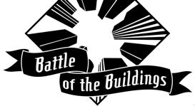 Battle of the Buildings Branding