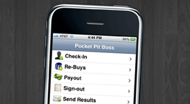 Pocket Pit Boss App