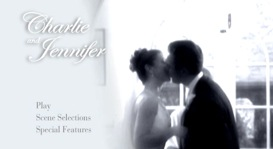 Wedding DVD Menu